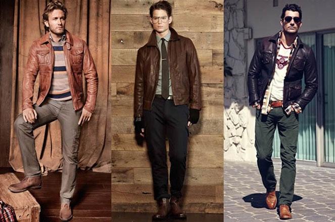 3 Elemen Kunci Untuk Style Busana Vintage Pria